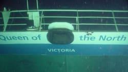 What Sunken Ferry's 'Black Box'