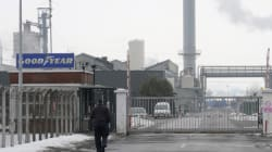 Goodyear veut fermer son usine
