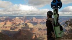 Le Grand Canyon débarque sur Google Street View grâce à une nouvelle technologie