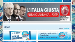 Elezioni 2013: la campagna elettorale si accende sul rapporto tra banche e partiti. Intanto monta l'ironia sul