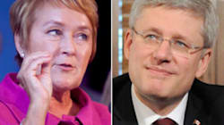 Marois Refuses To Play By Harper's Press Conference