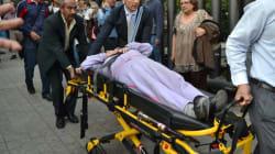 Explosion dans un gratte-ciel de Mexico : 25 morts, 101