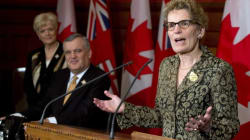 Wynne Looking To Widen Probe Into Cancelled