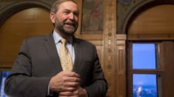 'Body' Found In Mulcair's
