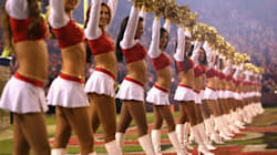 Les cheerleaders du Super Bowl 2013
