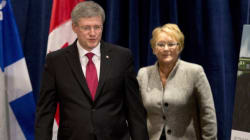 Harper's Meeting With Marois Beset By