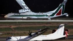 Incidente aereo, Alitalia: