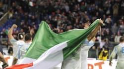 Rugby, sei nazioni. E' un'italia da sogno, battuta la Francia