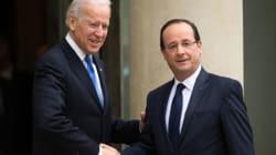 Biden et Hollande parlent d'une seule voix sur le Mali et