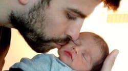 Ecco la prima foto di Milan il figlio del calciatore Gerard Piquè e della popstar Shakira