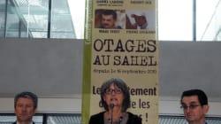 Les familles des otages français au Sahel