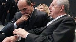 Bersani-Monti, una svolta nella campagna