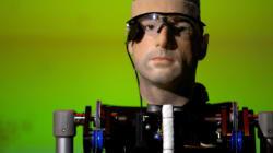 Rex, l'homme bionique du Musée des Sciences de