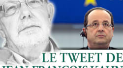 Hollande dans le sillage de