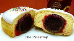 Jason Priestley's Brilliant Tim Hortons Creation Becomes