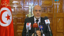 Le premier ministre tunisien annonce la formation d'un gouvernement de