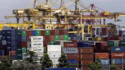 Le déficit commercial français recule en