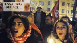Tunis, enfin, me voilà