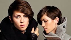 Tegan And Sara Make 'Marriage Equality' Ice
