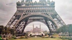 Incroyables photos de Paris des années 1900 et... en