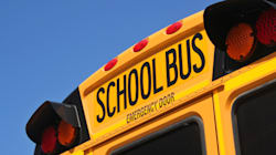7-Year-Old Abandoned By School Bus