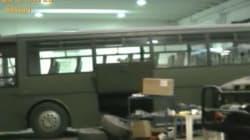 Sequestrati 26 veicoli militari impiegati in Afghanistan. Erano stati manomessi in un'officina vicino a