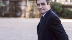 François Fillon en route vers