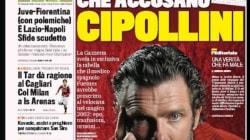 Anche Mario Cipollini nel gorgo del doping: scoop dell Gazzetta dello Sport