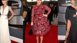 Le tapis rouge des Grammy Awards 2013