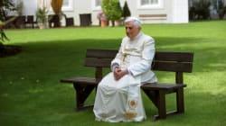 A 85 ans, pas facile d'être pape et en