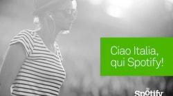 Ecco Spotify in Italia, lo abbiamo