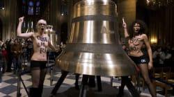 Les Femen s'en prennent à Notre-Dame: la provocation de trop