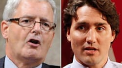 Garneau Accuses Trudeau Of