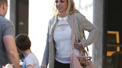 Tired Britney Spears Looks Nothing Like Her Photo From