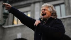 Beppe Grillo in Val Susa: