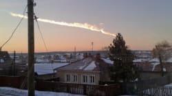 Dopo l'asteroide caduto nel 1908 a Tunguska, la pioggia di meteoriti negli Urali è l'evento del