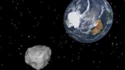 Asteroide DA14 arriva puntuale e quasi sfiora la Terra