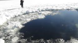 Russie : les fragments du météorite toujours