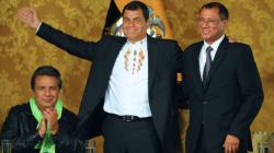 Equateur: victoire écrasante du socialiste