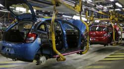 Le marché de l'automobile au plus bas depuis