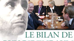 Sarkozy, la flamme du candidat