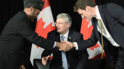 Harper Announces Office Of Religious Freedom From