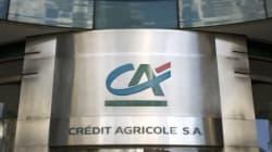 Perte nette record pour Crédit Agricole: 6,47 milliards