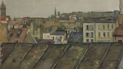 Cézanne à Paris : la carte