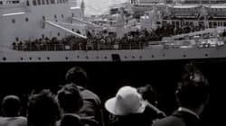 1962, les Français d'Algérie quittent leur pays