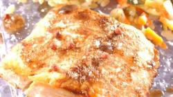 La recette du week-end: Saumon au beurre d'épices