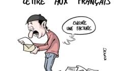 Sarkozy envoie une lettre aux