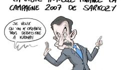 Financement de la campagne 2007: Sarkozy a du mal à