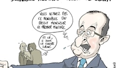 Les préparatifs de François Hollande pour le