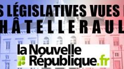 Châtellerault: la petite écologiste qui pourrait faire vaciller la